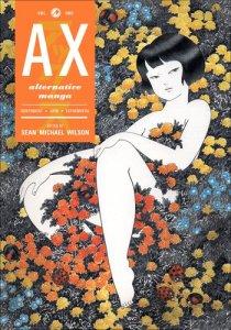 Obálka AX Vol. One